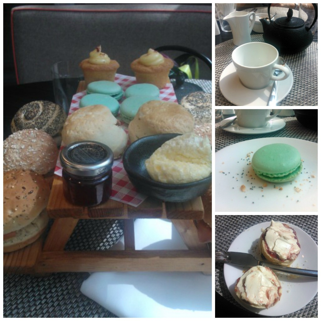 PicMonkey Collage 1024x1024 Afternoon Tea at Balcony Brasserie, Selfridges