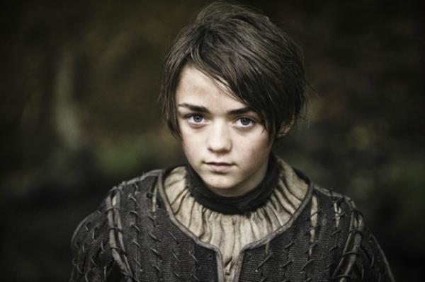 Arya Stark e1414068273626 Kick Ass Fictional Women