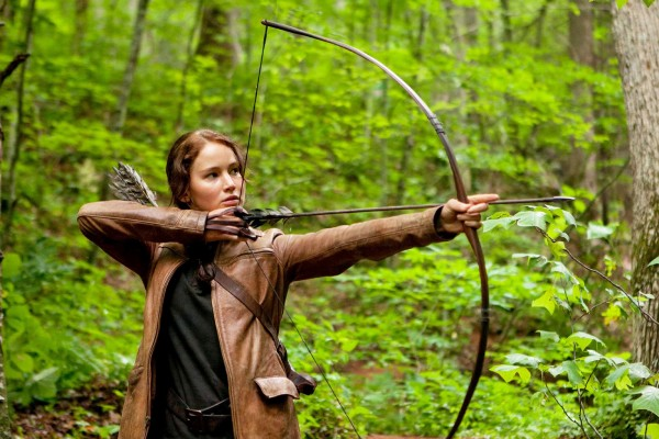 Katniss e1414072622484 Kick Ass Fictional Women