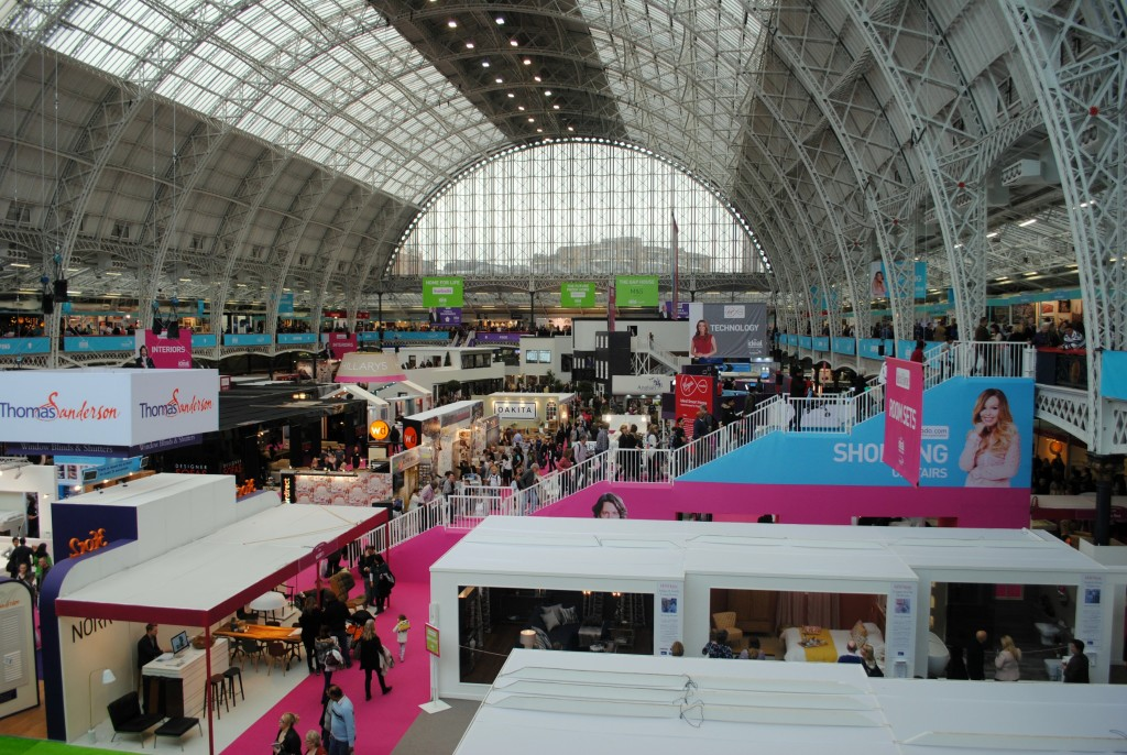 Ideal Homes Show 2015