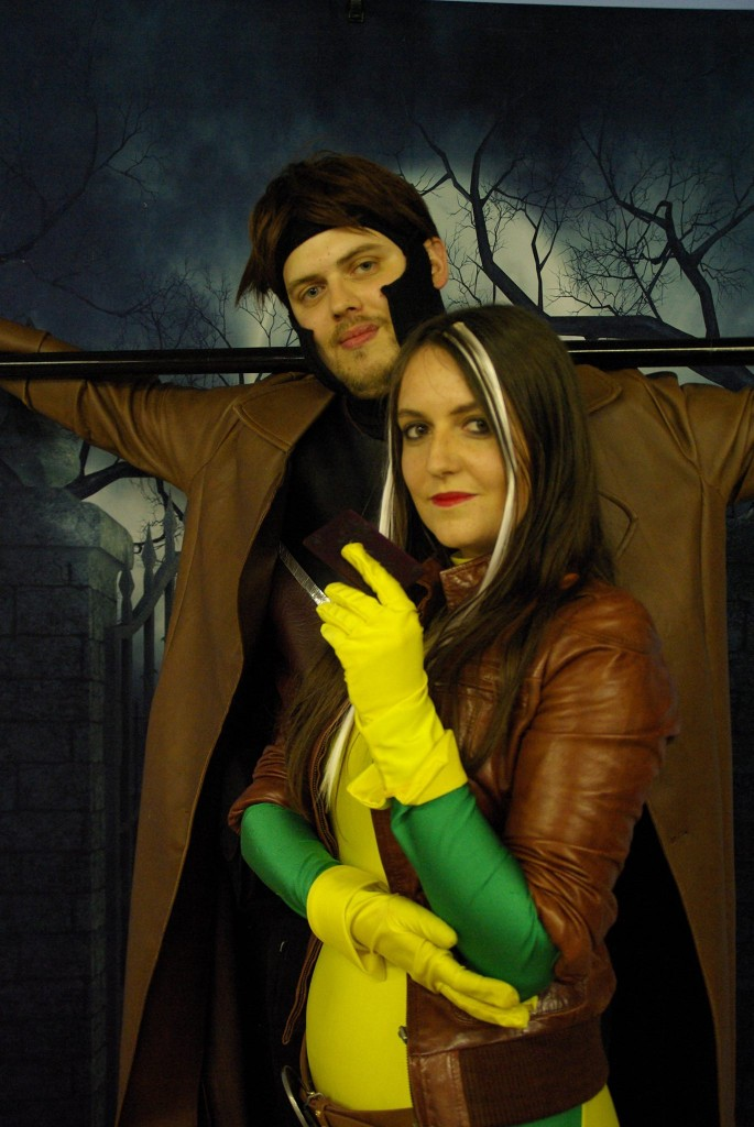 Rogue and Gambit Cosplay